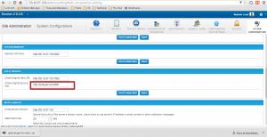qTest - Admin - System Config
