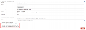 Jenkins - qTest build action - Mapping Test Case