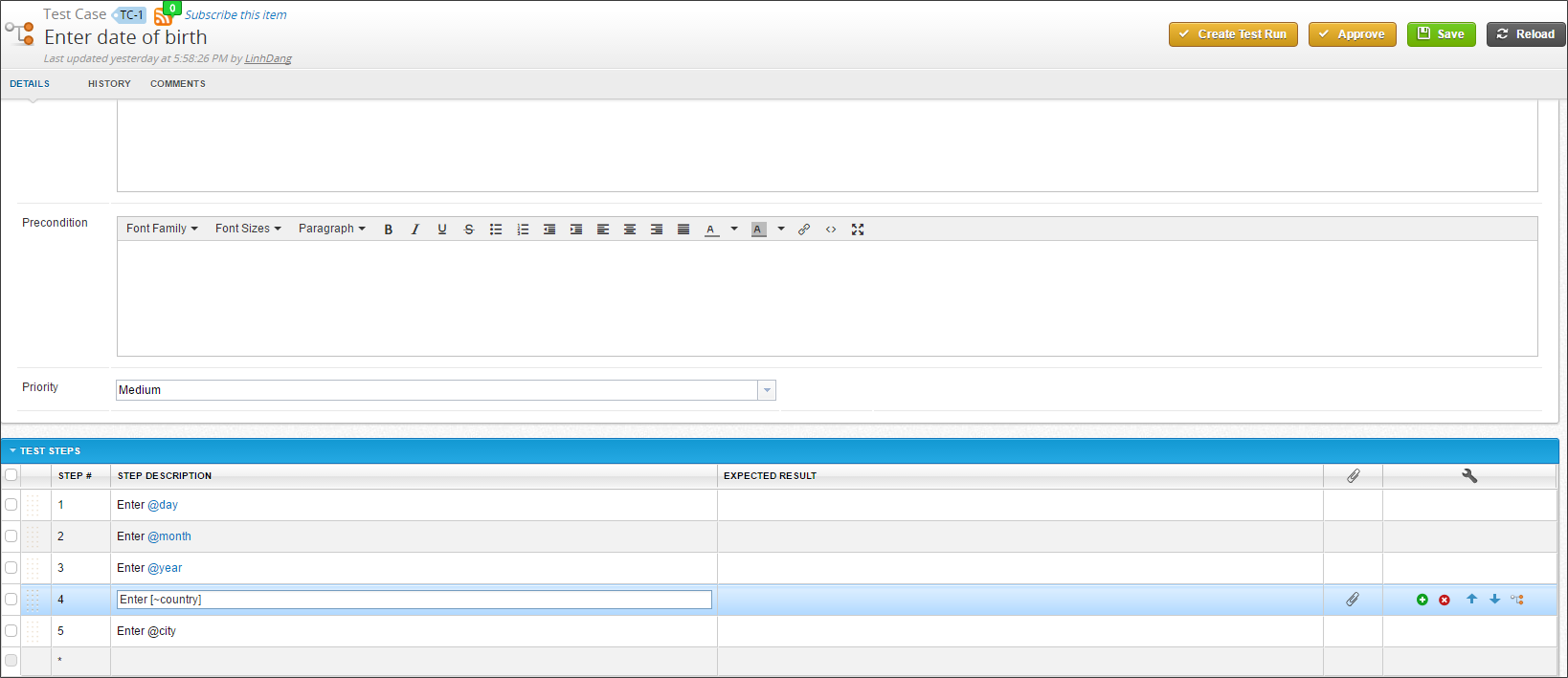 qtest-test-design-view-parameters