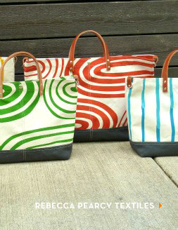 printed vessel totes