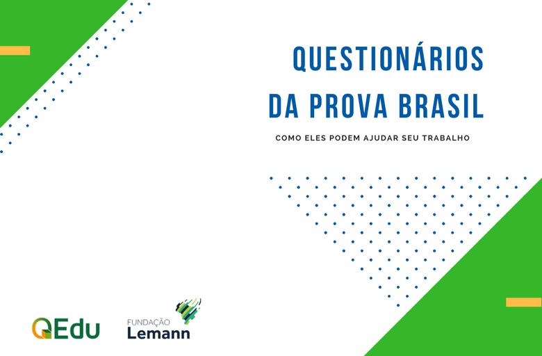 Questionários da Prova Brasil 2015 já estão disponíveis no QEdu