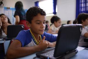 Aplicação do QEdu Provas em Caieiras