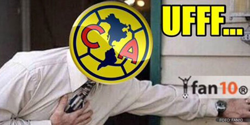 #Memes del clásico nacional, donde América pierde por 3 a ...
