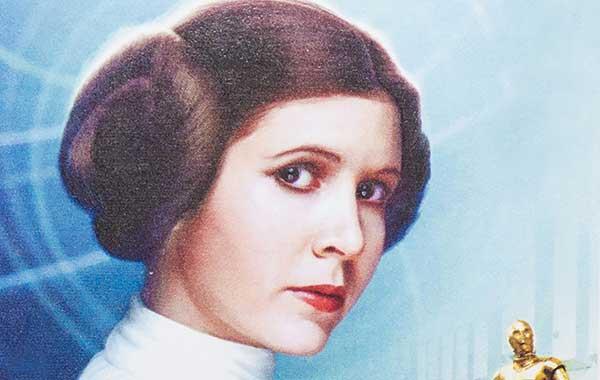 biografia history princesa leia star wars es quintana roo hoy