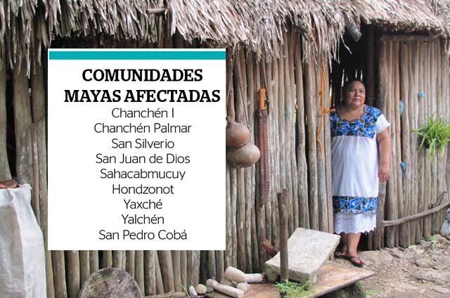 Comunidades de Tulum