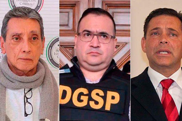 80%-de-los-exgobernadores-investigados-en-México-son-del-PRI