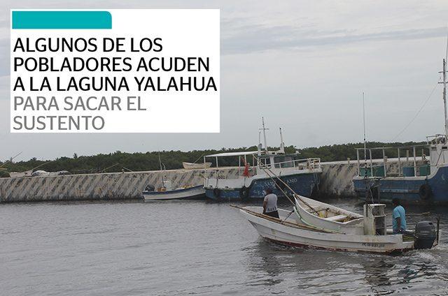 Mal clima afecta a los pescadores