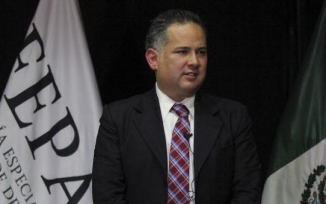PGR cesa al Fiscal de la Fepade