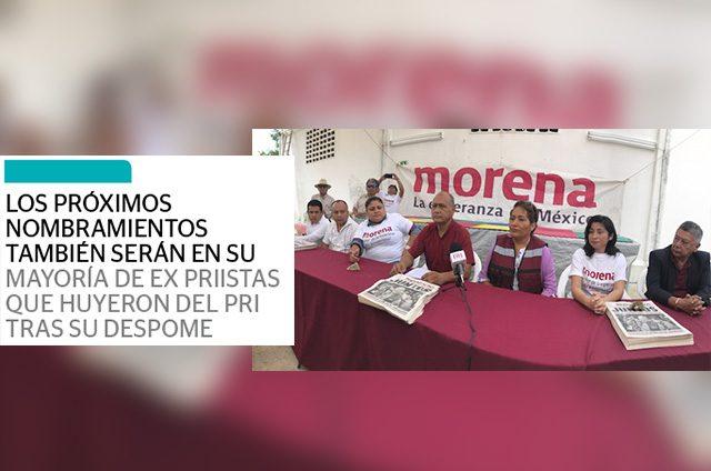 Crece el descontento entre integrantes de Morena