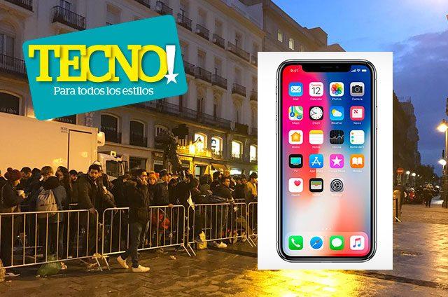¡El-mundo-vive-la-euforia-del-iPhone-X!