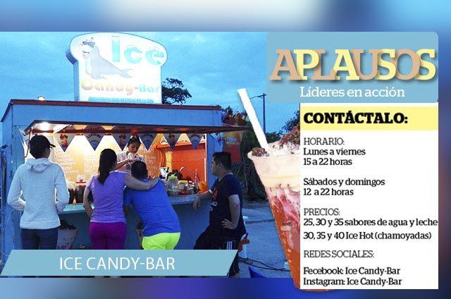 Ice Candy-Bar; Refresca tu paladar