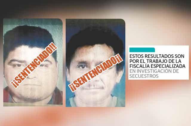 Fiscalía General del Estado 'hunde' a secuestradores