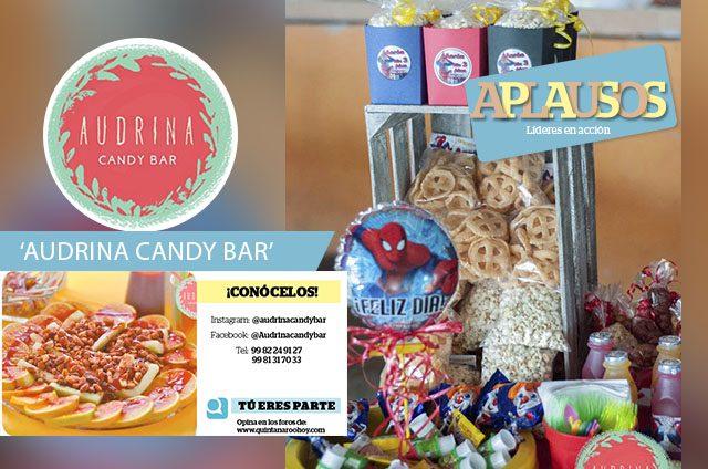 'Audrina Candy Bar' Endulzando vidas