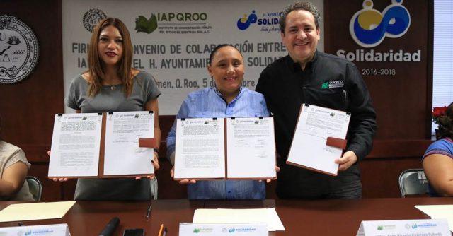 solidaridad-firma-convenio-IAPQROO