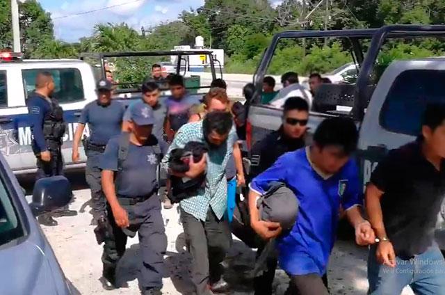 Frustran-invasión-tensión-en-Tulum