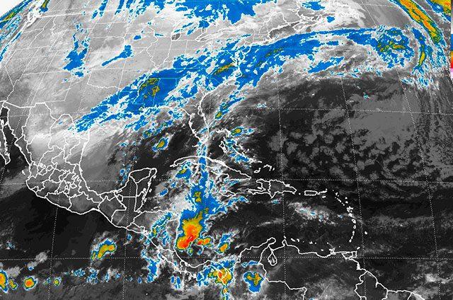 Se-pronostican-lluvias-con-actividad-eléctrica-en-algunas-zonas
