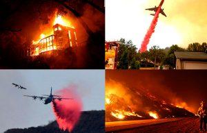 El-viento-da-una-tregua-y-los-bomberos-ganan-terreno-a-los-incendios-en-California