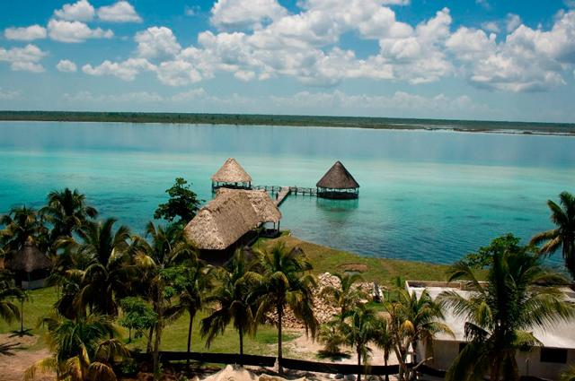 La ocupaci n hotelera en bacalar alcanza el 100 por ciento for Hotel luxury en bacalar