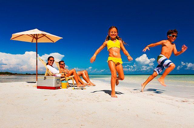 Playas-para-ir-con-niños