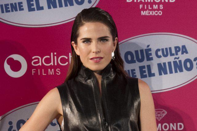 Karla Souza Se Declara Orgullosa De Unirse Solidariamente A Las