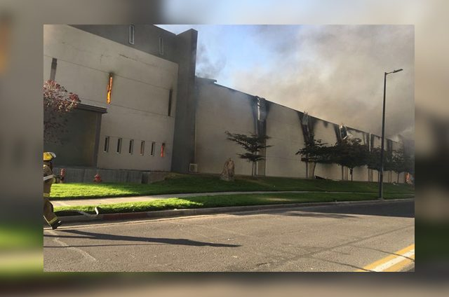 Atacan incendio en muebler a del technology park for Mueblerias en cancun mexico