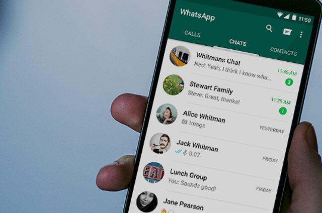 Resultado de imagen para recuperar archivos de whatsapp