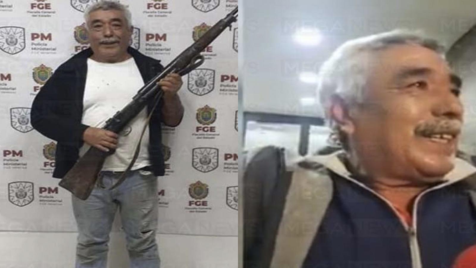 """Resultado de imagen de don ramon fue liberado"""""""