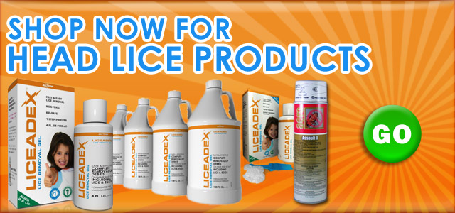 Click here to shop for affordable and extremely effective head lice products