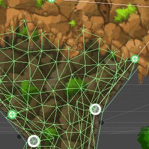 Destructible Terrain in Ferr2D