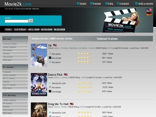 MOVIE2K.com, Comprehensive Information About MOVIE2K | Quarkbase