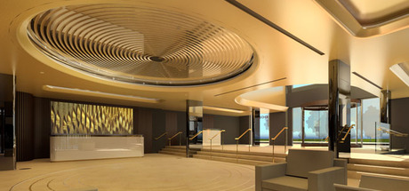 Lobby-dorsett-shepherdsbush-london