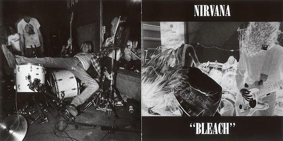 Nirvana - Bleach Sessions