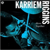 Karriem Riggins Alone Together pack shot