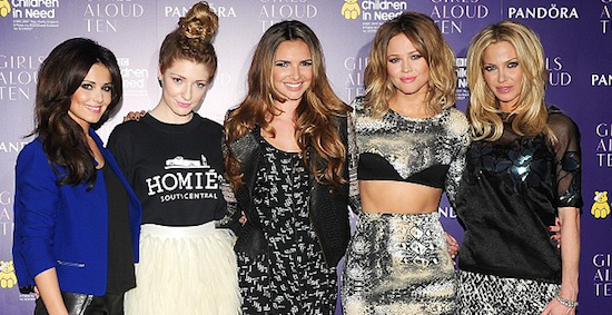 Girls Aloud 2013