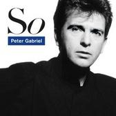 Peter Gabriel  So (reissue) pack shot