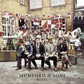 Mumford & Sons Babel pack shot