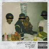 Kendrick Lamar good kid, m.A.A.d city pack shot