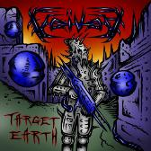 Voivod Target Earth pack shot