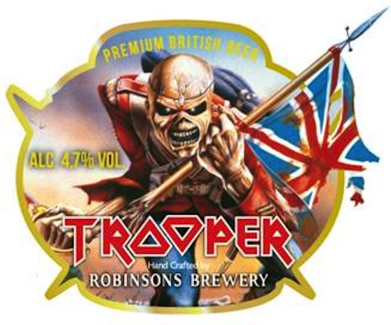 The Quietus | News | Iron Maiden Create Their Own Beer