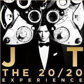 Justin Timberlake The 20/20 Experience  pack shot