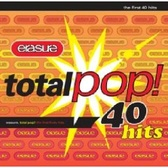 Erasure  Total Pop! Erasure's First 40 Hits pack shot