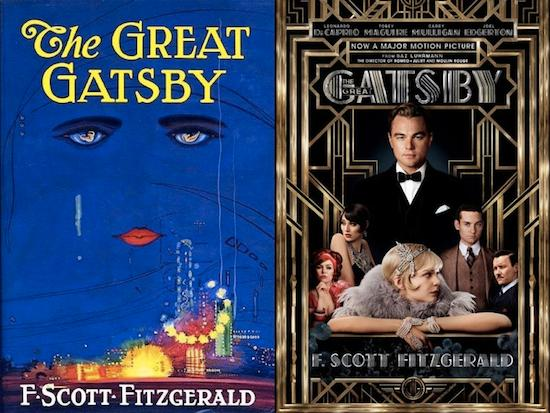 similarities and differences between the great gatsby novel and movie In fact, that's all it was an interpretation of f scott fitzgerald's, the great gatsby each film had very similar characteristics each movie yes in fact, just as it is easy to understand why nick falls in love with gatsby in the novel.