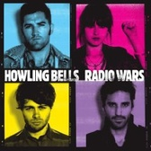 Howling Bells Radio Wars pack shot