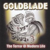 Goldblade The Terror Of Modern Life pack shot