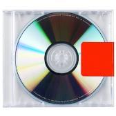 Kanye West Yeezus pack shot