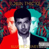 Robin Thicke Blurred Lines pack shot