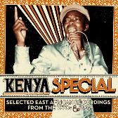 Various Artists Kenya Special pack shot