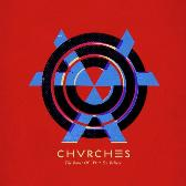 Chvrches The Bones of What You Believe pack shot