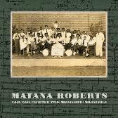 Matana Roberts Coin Coin Chapter Two: Mississippi Moonchile  pack shot