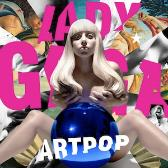 Lady Gaga Artpop pack shot